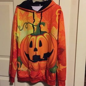 John Hancock XXXL Halloween 🎃 hoodie